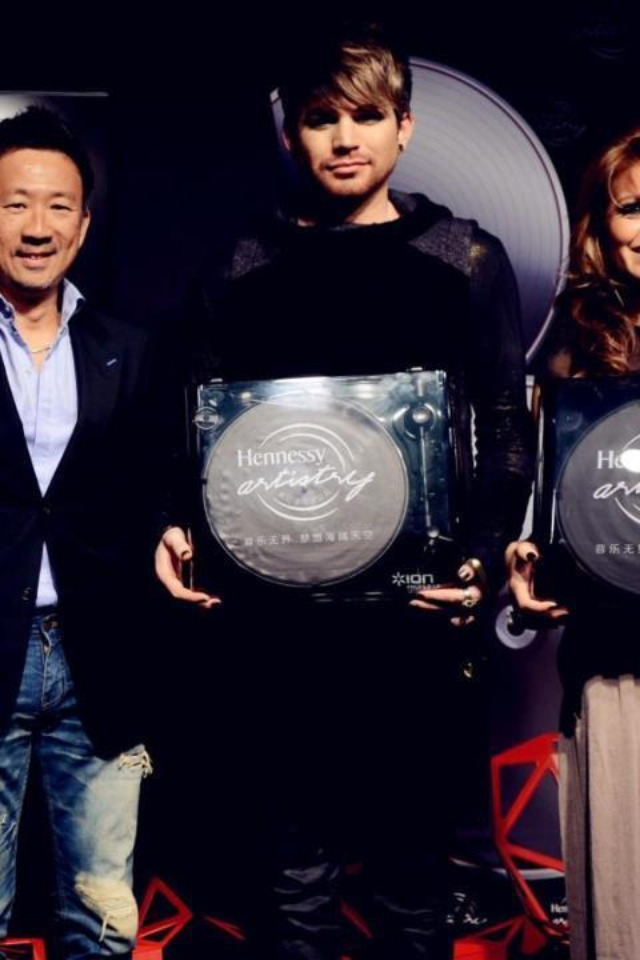 Adam Lambert's press conference for Hennessy event in Shanghai. 01.12.12 Tumblr_mecrfbJUVV1ruh4cjo1_1280