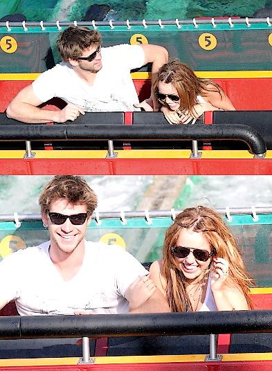 Miley Cyrus and Liam Hemsworth. - Page 3 Tumblr_lj1es6OlBD1qcbkzmo1_400