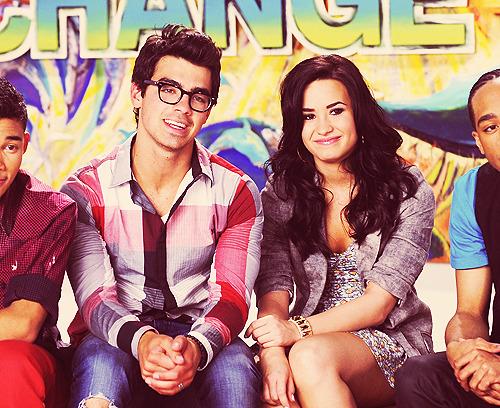 Joe Jonas and Demi Lovato. - Page 3 Tumblr_ljpymetWwH1qztrmeo1_500