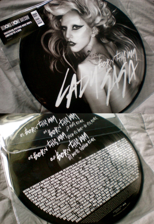 "Single >> ""Born This Way"" Tumblr_ljr59s5obP1qahnfho1_500"