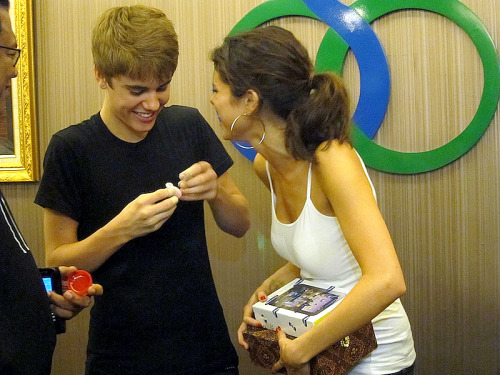 Justin Bieber and Selena Gomez - Page 6 Tumblr_lk8v7xlIwo1qi4dyko1_500