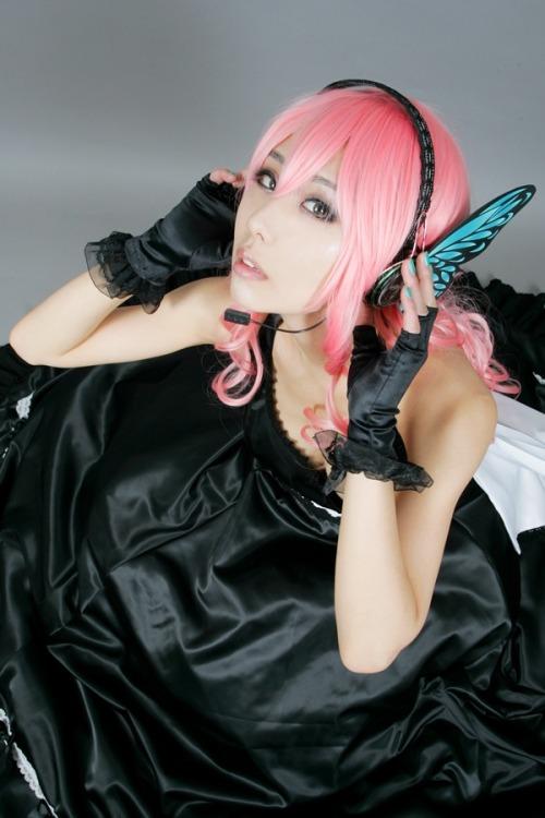 project diva  cosplay Tumblr_llalxq4uC61qbo448o1_500