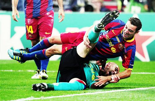 صور اضافية عن لقاء برشلونة ضد المان بعد المباراة  Tumblr_llxezeQxmP1qbamdxo1_500