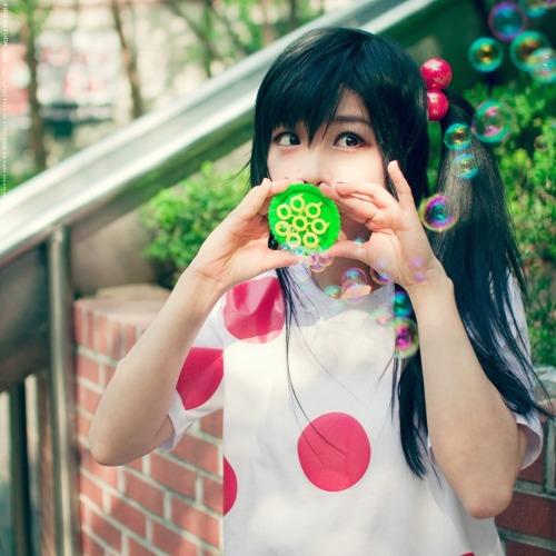 K-On cosplay Tumblr_lmdj0zsX8g1qbo448o1_500