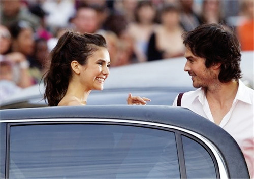 Nina Dobrev and  Ian Somerhalder. - Page 3 Tumblr_ln2g1gxhYN1qkaq8to1_500