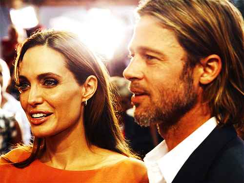 Brad Pitt and Angelina Jolie. - Page 2 Tumblr_lp68dbrLpB1qa9kkgo1_500