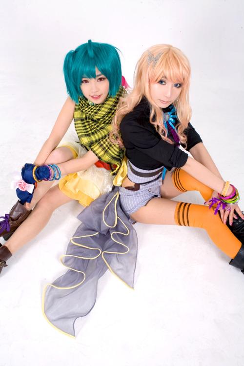 Macross Frontier cosplay Tumblr_lpaiziyqNR1qbo448o1_500