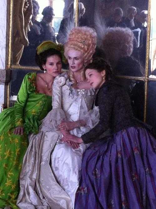 Les Adieux à la Reine de Chantal Thomas, le film Tumblr_lq0xyyuIRk1qiu1coo1_500