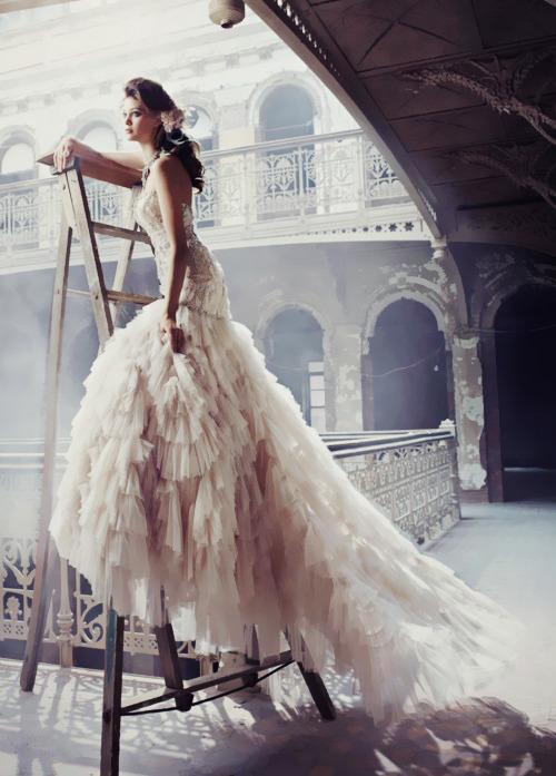 Wedding Dresses. - Page 6 Tumblr_ltpb6uMY3n1qe49wpo1_500
