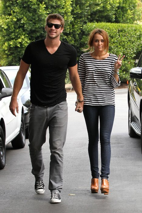 Miley Cyrus and Liam Hemsworth. - Page 6 Tumblr_m0jso7nU361qim17wo1_500