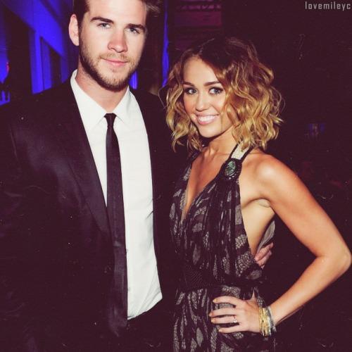 Miley Cyrus and Liam Hemsworth. - Page 6 Tumblr_m1ftg8jLbf1qgzq3eo1_500