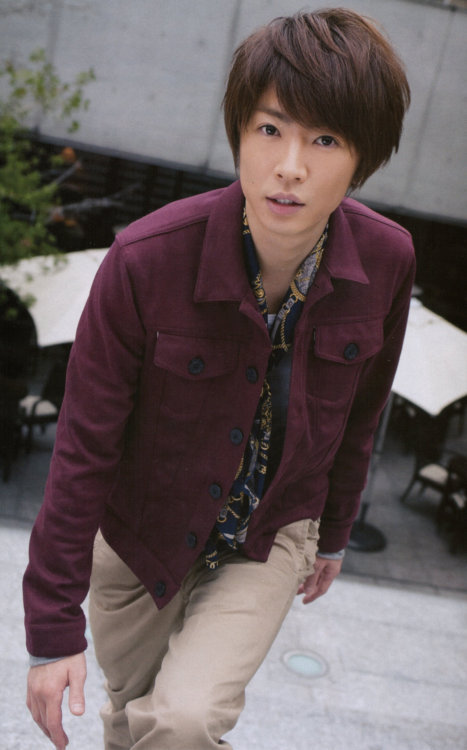 "Arashi >> Album ""Untitled"" Tumblr_m3fre7M5v51qhe6lio1_500"