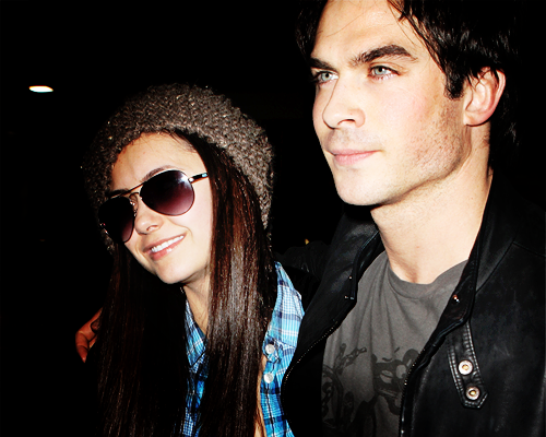 Nina Dobrev and  Ian Somerhalder. - Page 3 Tumblr_lmc495Ljxj1qkaq8to1_500