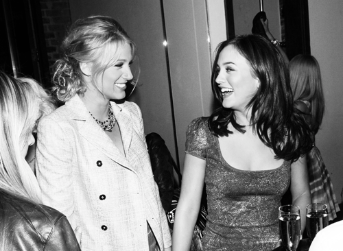 Blake Lively and Leighton Meester - Page 2 Tumblr_lqmhdeS4cY1r0k58wo1_500