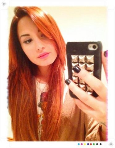 Demi Lovato  - Page 39 Tumblr_lu8ssx5Cld1qb7gayo1_400