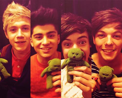 One Direction[4]. Tumblr_luz5z5l4SE1r296ljo1_500