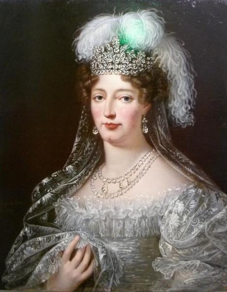 Marie-Thérèse-Charlotte in Art Tumblr_lwjf6jMFxa1qatfdco1_500