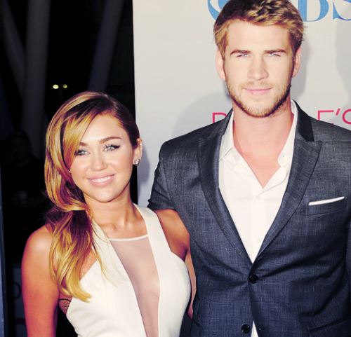 Miley Cyrus and Liam Hemsworth. - Page 4 Tumblr_lxorpiI1cK1r31a2qo2_500