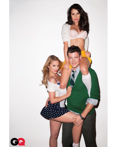 Lea, Cory e Dianna na GQ (morram comigo, por favor!) - Página 2 Tumblr_lajnr6tpQC1qd53kgo1_500