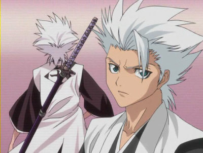 Rumble in the Jungle: Grizzly Brown Vs. Toshiro Hitsugaya  Tumblr_ldpd5hED3Y1qesr8bo1_400