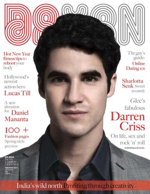 Loser: Blaine Anderson/Darren Criss Tumblr_lfxrc7r58R1qg2j8so1_500