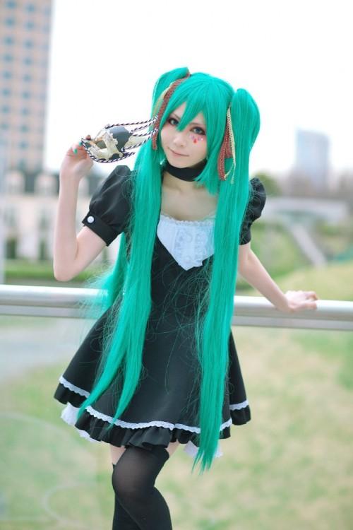 project diva  cosplay Tumblr_ln2ii2uzCz1qbo448o1_500