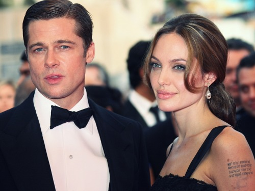 Brad Pitt and Angelina Jolie. - Page 2 Tumblr_lojhvchj371qj5t61o1_500