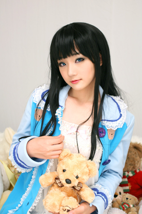 Kamisama no Memo-chou cosplay Tumblr_loxjoz6k1J1qbo448o1_500