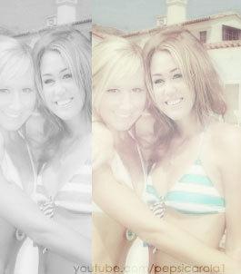 Ashley Tisdale and Miley Cryus Tumblr_lp22qk8sUe1qlzzuho1_400