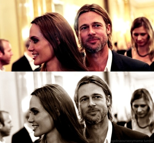 Brad Pitt and Angelina Jolie. - Page 2 Tumblr_lp6138edqp1qcy3qxo1_500