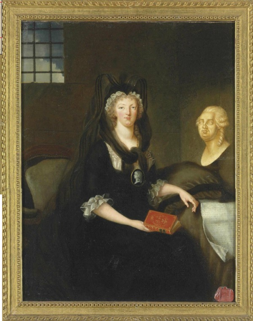 Marie-Antoinette in Art - Page 3 Tumblr_lt7949dQns1qatfdco1_r1_500