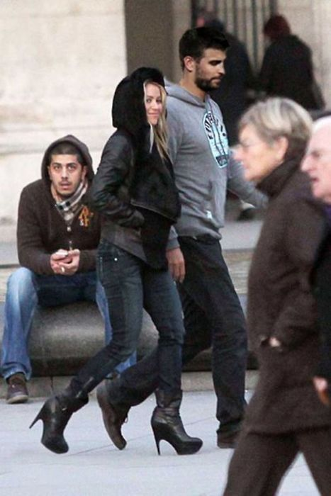 Shakira and Pique. Tumblr_liavznr6gD1qf74hko1_500