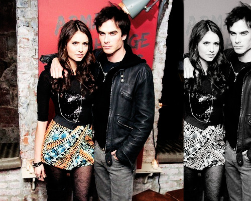 Nina Dobrev and  Ian Somerhalder. - Page 5 Tumblr_lointso2ds1qkaq8to1_500