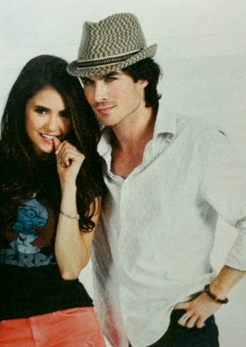 Nina Dobrev and  Ian Somerhalder. - Page 5 Tumblr_lp24xtg7pw1qgyfbto1_500