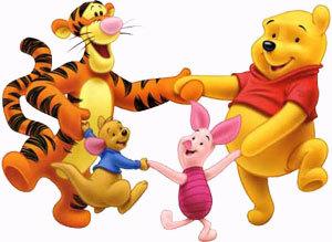 Winnie The Pooh Bear. Tumblr_lpp3z11fRe1qc9c5po1_400