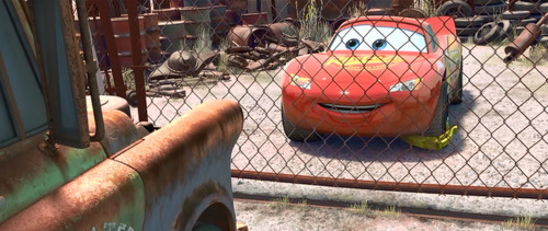 Disney: Cars. Tumblr_lrn503NJ5w1qlxcxco1_500