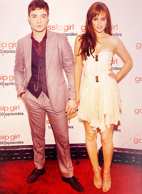 Leighton Meester and Ed Westwick - Page 4 Tumblr_luymwcKlVc1qa4w2ho1_500