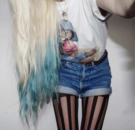 Hair Style. Tumblr_lyjmjkX70D1qagqfto1_500