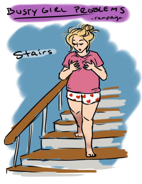(blog) avoir une grosse poitrine, avec humour :) (big boobs) Tumblr_lyqewwVoR51rone1bo1_500