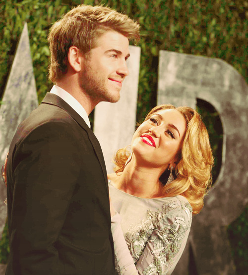 Miley Cyrus and Liam Hemsworth. - Page 5 Tumblr_m03mh9aXnV1rpskvho1_500