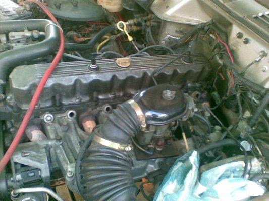 Cambio de Inyeccion a Carburador (ojo solo por necesidad) DESPUES1