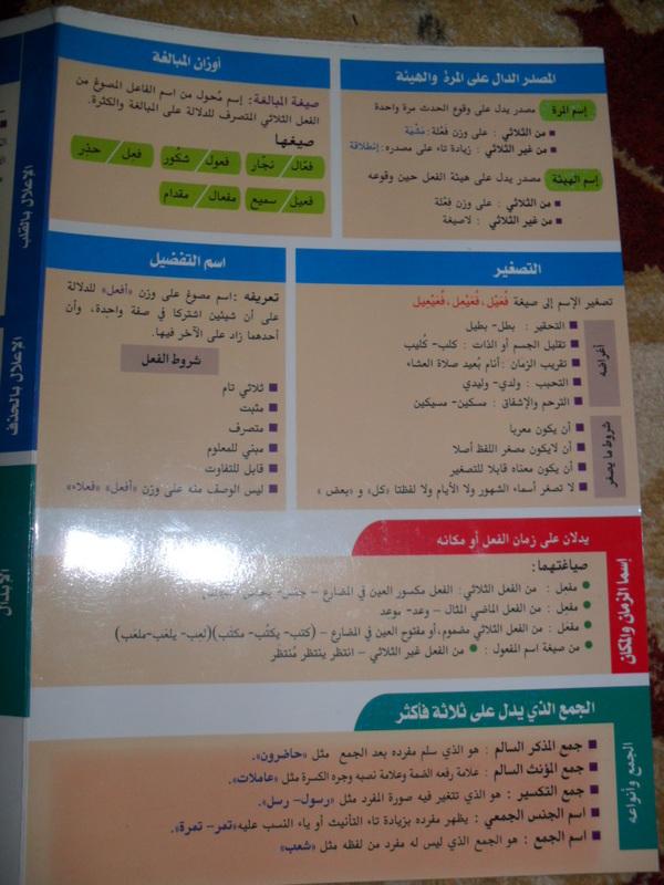 مطويات كليك في اللغة العربية 2 ثانوي 9049392_orig