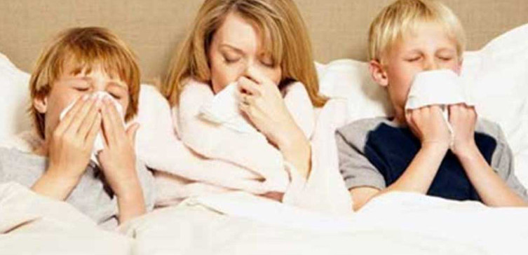 How to Clear a Stuffy Nose in One Minute Cold_flu-753x364