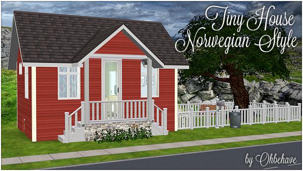 Tiny House 3 - Norwegian Style  TinyHouseNorwegian1