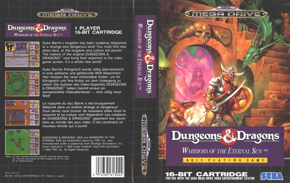 RPG old school : Dungeon Master, Eye Of Beholder, Grimrock.. - Page 5 Dungeonsdragonswar