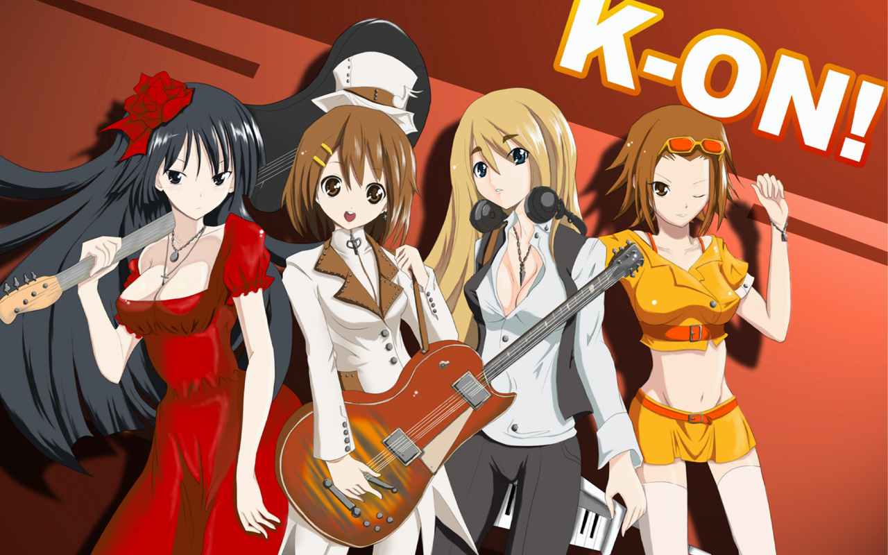 K-On! picture K-on