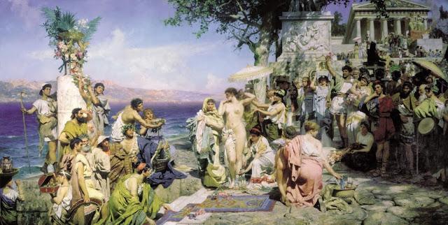 Magic Mushrooms: A Catalyst for Human Evolution Eleusinian-Mysteries-greece-1024x515