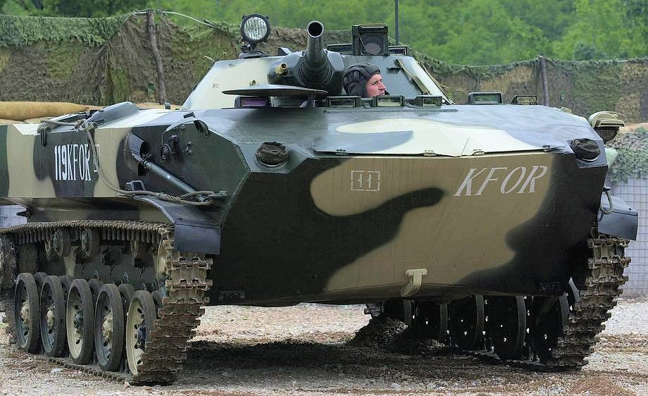 Боевая машина десанта БМД-1 1/35 Panda%2BHobby%2BPH35004%2BBMD-1%2B(33)