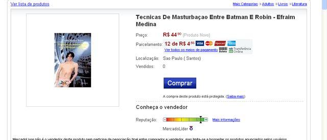 """Coisas Malucas Encontradas no""""mercado Livre"""". Image7_156156"""
