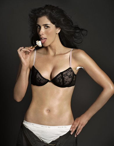The ooft files :) add yours pervs - Page 2 Sarah-silverman-1
